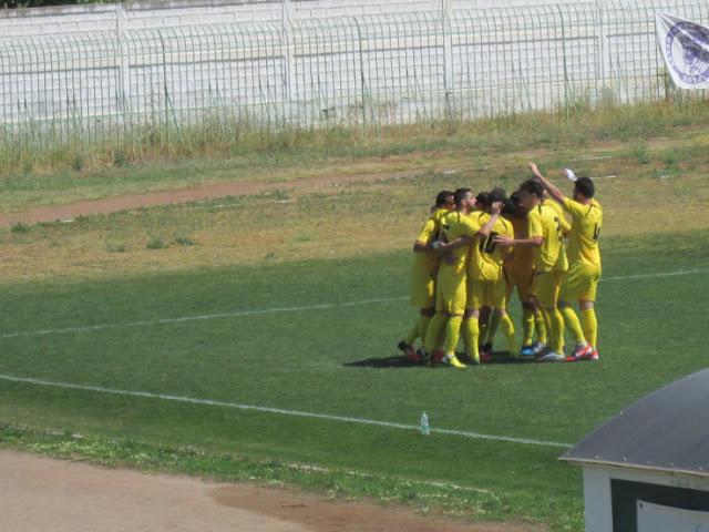 REGIONS CUP:ΣΤΟΝ ΤΕΛΙΚΟ Η ΕΥΒΟΙΑ ! ΕΥΒΟΙΑ-ΚΕΦΑΛΛΟΝΙΑ 2-0
