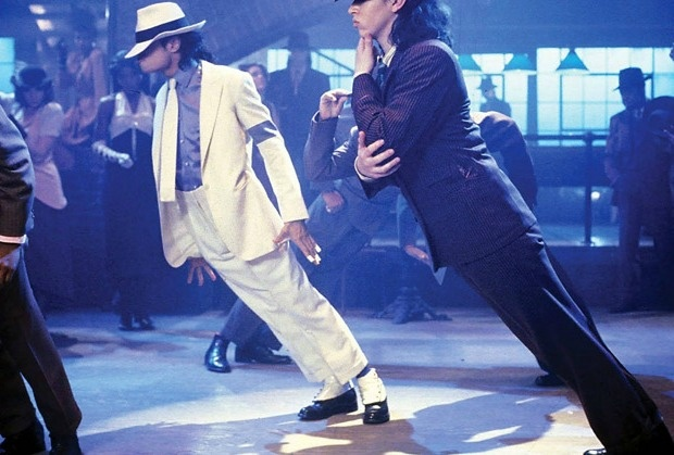 Τα μαγικά παπούτσια του Michael Jackson