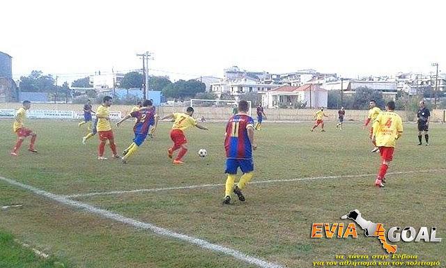 ΑΡΤΑΚΗ-ΜΑΚΡΥΚΑΠΑ 1-0