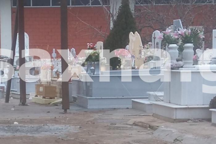 Νεκροταφείο Καστέλλας: «Πιάστηκε» και η τελευταία θέση και δεν χωράει άλλος νεκρός..