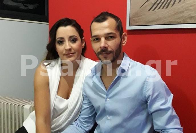 Ο Μάριος και η Μαρία ενώθηκαν με τα δεσμά του γάμου.Δείτε τον Δήμαρχο Γιώργο Ψαθά να παντρεύει το ζευγάρι (video)