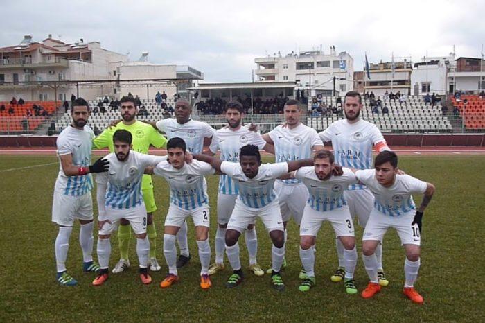Βεζυρτζόγλου και Μπαλού «καθάρισαν»   για την Χαλκίδα.ΑΟ Χαλκίς-Αστέρας Αμαλιάδας 2-0
