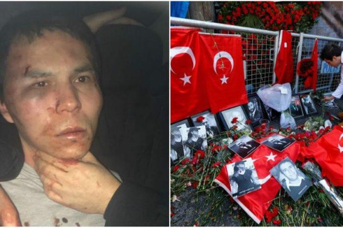 Κωνσταντινούπολη: Ομολόγησε την ενοχή του ο μακελάρης του Ρέινα