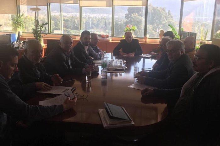 «Συνάντηση Βουλευτών Στερεάς Ελλάδας με τον Υπουργό Περιβάλλοντος για τη ΛΑΡΚΟ»