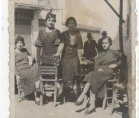 Ψαχνά: Σπάνια φωτογραφία του 1932