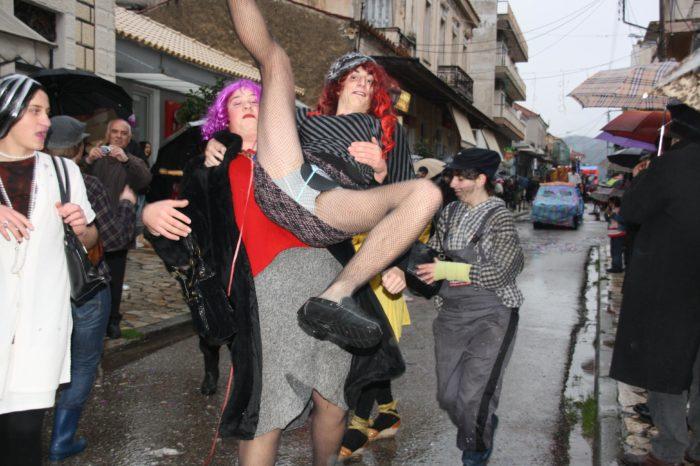 Καρναβάλι: «Εικόνες πολιτισμού και ντροπής»