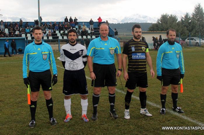 Παντριαδικός-ΑΕΚ Χαλκίδας 0-0