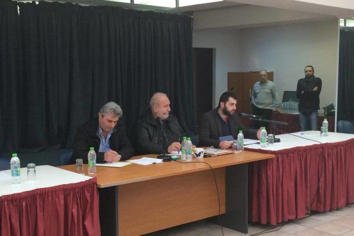 Σύσκεψη για τη βιωσιμότητα της ΛΑΡΚΟ / ΔΕΛΤΙΟ ΤΥΠΟΥ