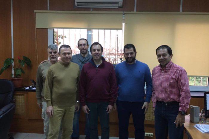 Επίσκεψη του Αντιπεριφερειάρχη Εύβοιας στο Τεχνολογικό Ίδρυμα Χαλκίδας