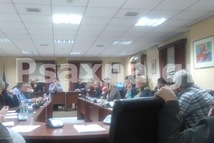 Αύριο η ειδική συνεδρίαση του Δημοτικού συμβουλίου του Δήμου Διρφύων Μεσσαπίων με θέμα «εκλογή μελών»