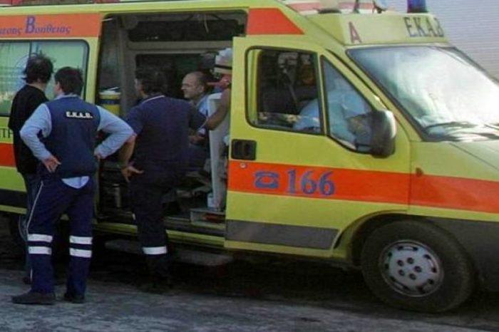 Ψαχνά: Άνδρας  «σωριάστηκε» αναίσθητος στο έδαφος  σε μαγαζί την ώρα  της παρέλασης