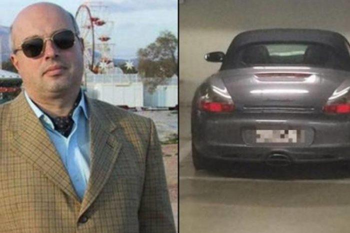 Bρέθηκε ο βουλευτής με την Porsche μετά από επτά ολόκληρα χρόνια! - Ταχύτατες... διαδικασίες!
