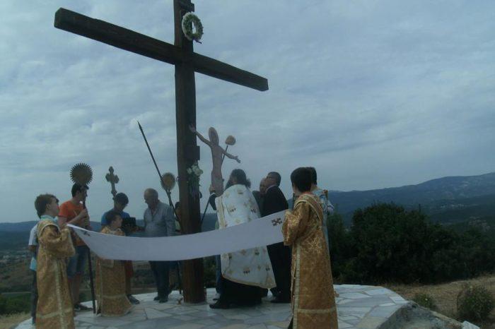 Αποκαθήλωση του Εσταυρωμένου  (Μεγάλη Παρασκευή 15:00)