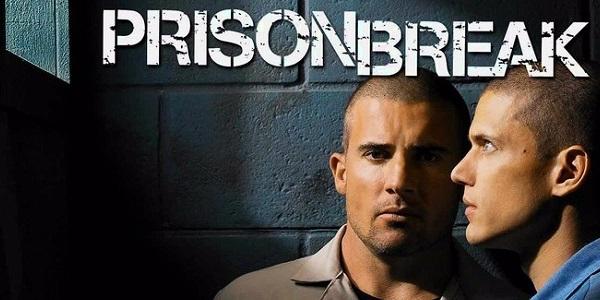 Επιστρέφει από αύριο τo «PRISON BREAK»  !