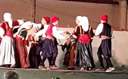 3o Φεστιβάλ Παραδοσιακού Χορού Δήμου Διρφύων Μεσσαπίων στην  Λούτσα