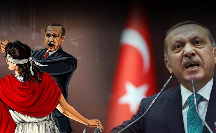 Καταγγελία: Αυτή είναι η σημερινή Τουρκία