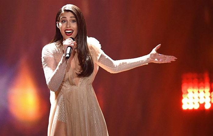 Απόψε ο μεγάλος τελικός της Eurovision.Πανέτοιμη η Demy για  να κλέψει τις εντυπώσεις