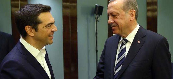 Τι είπε μπροστά στον Τσίπρα ο Ερντογάν για τη Συνθήκη της Λωζάνης -Σάλος στα κόμματα