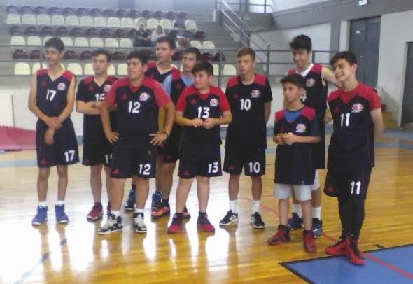 Το Γυμνάσιο Ψαχνών ο «πρωταθλητής» του 1ου πρωταθλήματος  μπάσκετ Γυμνασίων Διρφύων Μεσσαπίων !