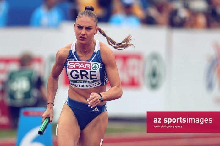 Πρωταθλήτρια Ελλάδας η Κατερίνα Δαλάκα της Νεάπολης Χαλκίδας