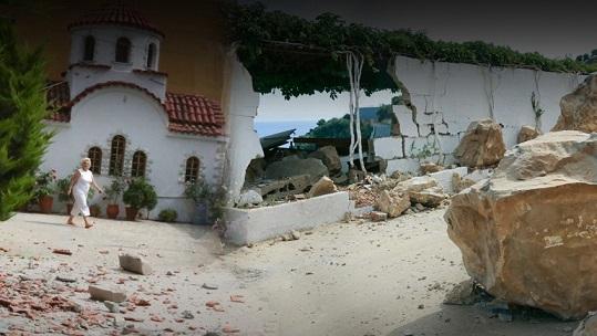 Λέσβος: Οδοιπορικό στην καταστροφή
