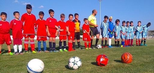 «Ποδοσφαιρική γιορτή» ο τελικός του πρωταθλήματος των Δημοτικών σχολείων