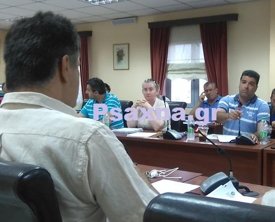 Καβγάς Δημοτικών συμβούλων για την στέγαση του  ΚΤΕΛ Νομού Ευβοίας μέσα στο ΤΕΙ Χαλκίδας