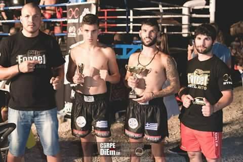 Σήκωσαν τα κύπελλα στους αγώνες kick boxing στον Ορωπό ! 20245825 486405485036883 667866070568152148 n 1