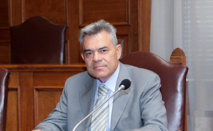 Ποινή κάθειρξης 8 ετών στον Τ. Μαντέλη για τη μίζα της Siemens