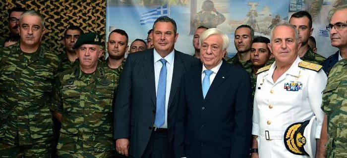 Θρασύτατη Αγκυρα: Διπλή πρόκληση εις βάρος του Προέδρου της Δημοκρατίας