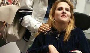 Η Μυρτώ πήγε στο ΟΑΚΑ για να παρακολουθήσει την αγαπημένη της ΑΕΚ, αλλά... «Αυτή είναι η αντιμετώπιση της Ελλάδας στα ΑμεΑ»