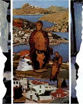 «Η παναγία στην Ελληνική ποίηση» (της Μένης Πουρνή)