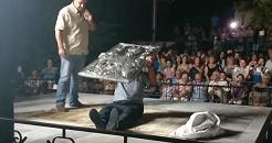 Η θαυματουργή εικόνα του Χριστού που χτυπιέται μόνη της στην Καβάλα
