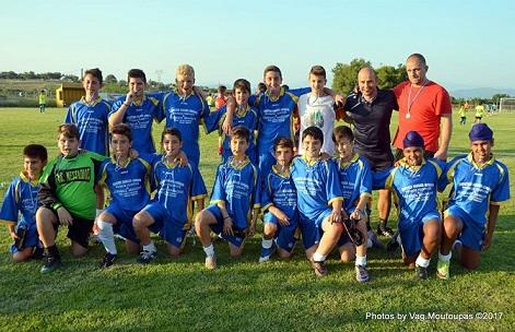 «Α.Σ. Mεσσάπειος»: Έναρξη προπονήσεων ποδοσφαιρικής σεζόν 2017-18