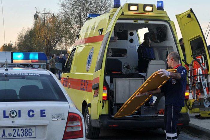 Οικογενειακή τραγωδία στην Χαλκίδα: Παρέσυρε την έγκυο αρραβωνιαστικιά του ενώ πάρκαρε