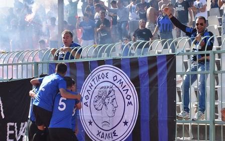 ΑΟ Χαλκίς: Υποψήφιος για την Football League