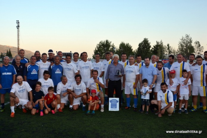 Τουρνουά Ποδοσφαίρου στη Μνήμη του Ιωάννη Ε. Χαϊνά DSC 8635