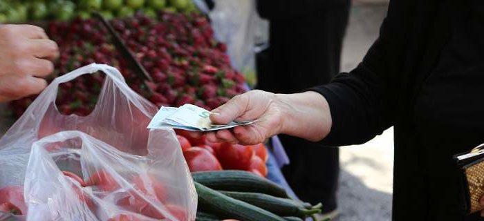 Αύξηση 1% στον πληθωρισμό -Σε ποια προϊόντα αυξήθηκαν οι τιμές