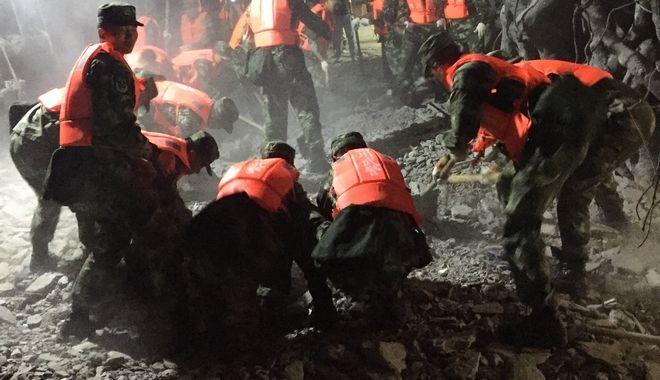 Φονικός σεισμός 7 Ρίχτερ στην Κίνα