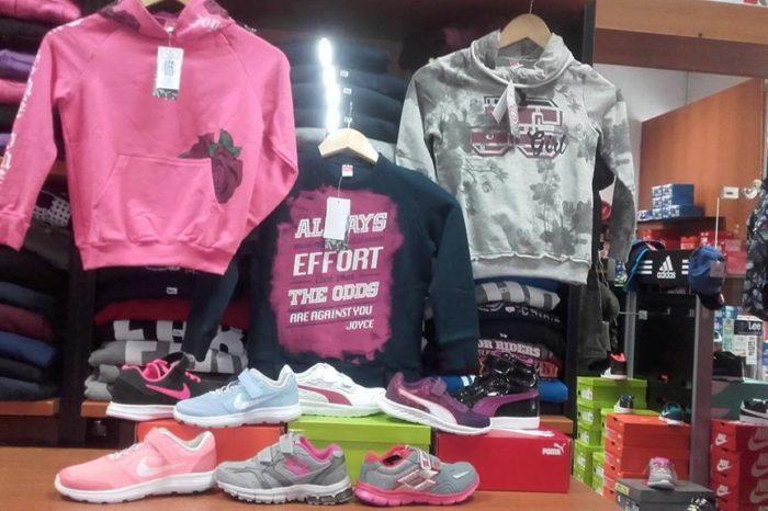 «Olympico sport» : Μεγάλες προσφορές σε παιδικά παπούτσια και παιδικές φόρμες μέχρι τέλος Σεπτέμβρη