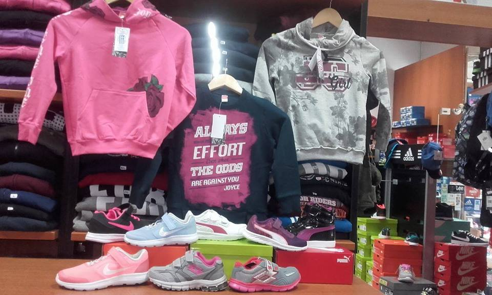 «Olympico sport» : Μεγάλες προσφορές σε παιδικά παπούτσια και παιδικές φόρμες μέχρι τέλος Σεπτέμβρη 21369153 853118464847108 1508652808090235513 n