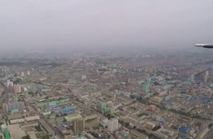 Βόρεια Κορέα: Δείτε βίντεο της Πιονγιάνγκ, μιας πόλης-φάντασμα