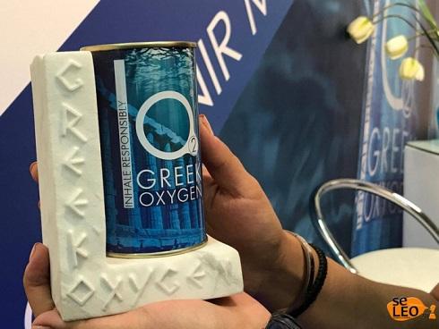 Εταιρεία πουλάει ελληνικό φρέσκο αέρα σε κουτάκι στην ΔΕΘ