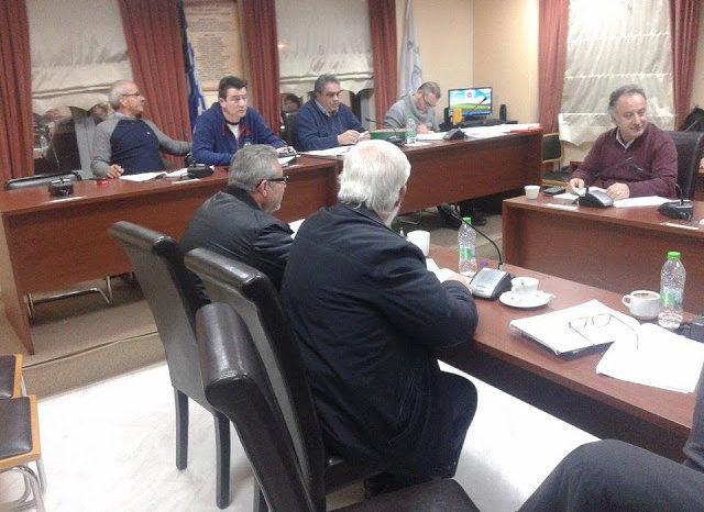 Συνεδρίαση Δημοτικού συμβουλίου Δήμου Διρφύων Μεσσαπίων (Τετάρτη 18 Οκτωβρίου)