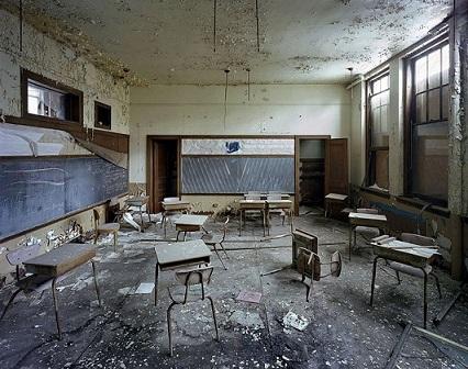 Πούρνος-Μακρυκάπα-Πάλιουρας:«Όταν κλείνει ένα σχολείο...»