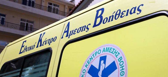Συνέβη στο Ηράκλειο: Εκλεψε ασθενοφόρο και έκανε βόλτες στην πόλη