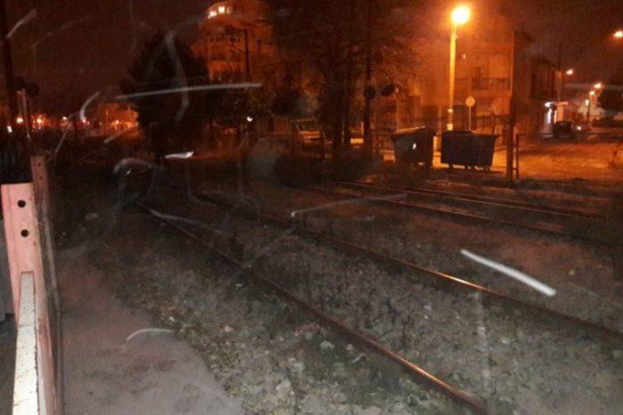 Τρένο σκότωσε 27χρονο Χαλκιδέο