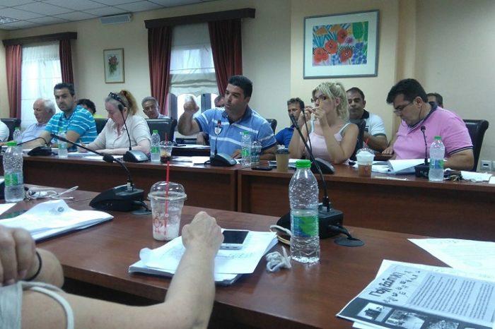 Την Δευτέρα 27 του μηνός συνεδριάζει το Δημοτικό συμβούλιο του Δήμου Διρφύων Μεσσαπίων