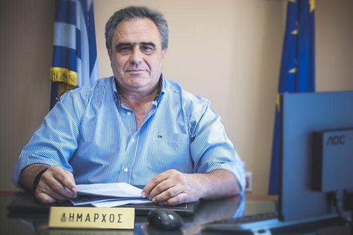 Μήνυμα Δημάρχου για την άμεση ανταπόκριση στο κάλεσμα ενίσχυσης του Δήμου προς τους πληγέντες  στη Δυτική Αττική