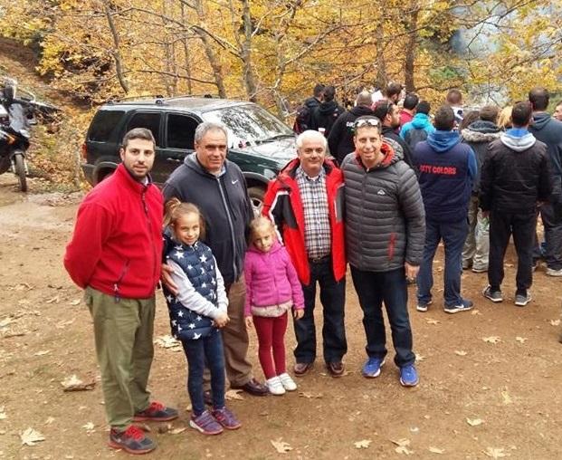 Ολοκληρώθηκε με επιτυχία το «3rd evia wild terrain 2017» στην ορεινή Μεσσαπία 23434709 10203840973900553 5904080912568348640 n